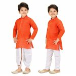 Shree Shubh Boy's Dhoti Kurta and Payjama