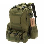 Outdoor Camping and Hiking Military Backpack